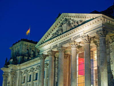 Reichstag in Berlin (Foto: Mark Tilly, Fotolia.com)