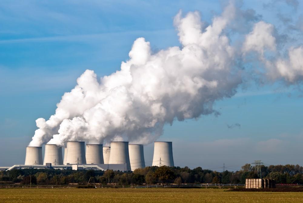 Bild eines Kraftwerkes (Bild: Robert Neumann - Fotolia)