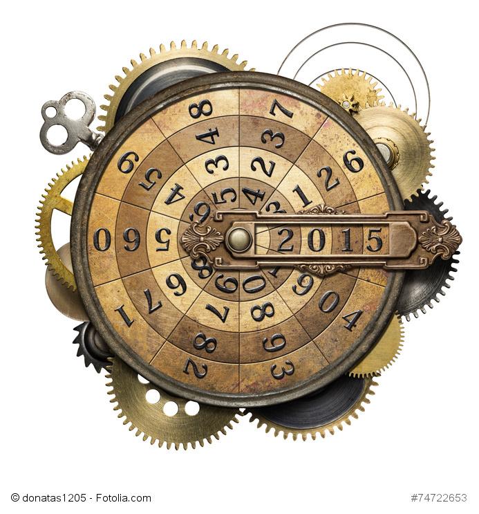 Was wird das Jahr 2015 für hocheffiziente Anlagen der Kraft-Wärme-Kopplung (KWK) bringen? (donatas1205 - fotolia)