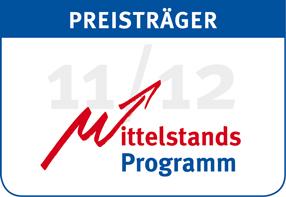 Logo Preistraeger Mittelstandsprogramm