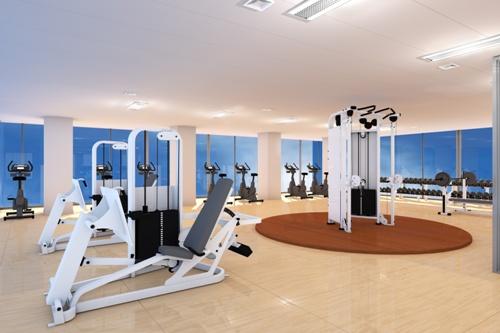 Anwendungsfeld Fitnesstudio (Bildquelle: © Robert Kneschke)