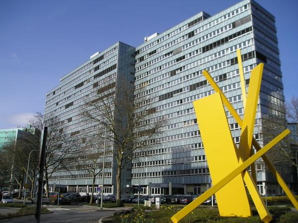 Gebäude Bundesamt für Wirtschaft und Ausfuhrkontrolle (Bild: BAFA)