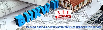 BHKW-Planungsseminar II - Planung, Auslegung, Wirtschaftlichkeit und Rahmenbedingungen