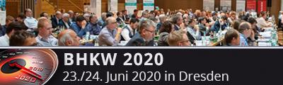 BHKW-Jahreskonferenz 2020