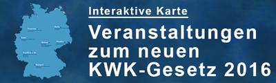 Veranstaltungen zum neuen KWK-Gesetz 2016