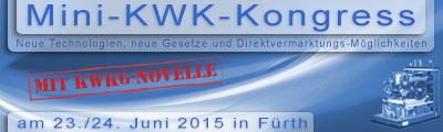 Mini-KWK-Kongress (Bildquelle: BHKW-Infozentrum)