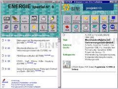 Durch Anklicken des Bildes erhalten Sie einen Screenshot der CD-ROM-Benutzeroberfläche in Bildschirmgröße