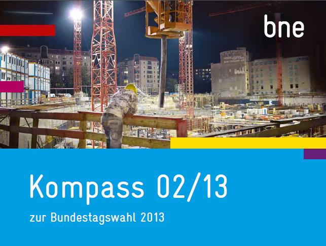 bne-Kompass zur Bundestagswahl: Wer schafft die Energiewende?