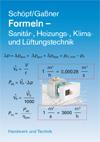"""Titelseite des Buches """"Formeln - Sanitär-, Heizungs-, Klima- und Lüftungstechnik"""""""