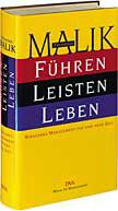 """Titelseite des Buches """"Führen Leisten Leben"""""""