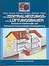"""Titelseite des Buches """"Zentralheizungs- und Lüftungsbauer - Technische Mathematik und Technische Kommunikation/Arbeitsplanung"""""""