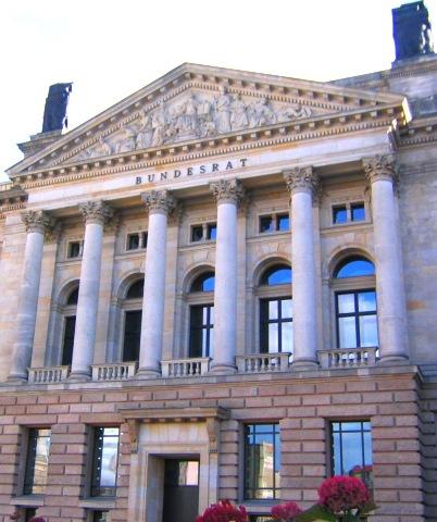 Bundesrat - Bildquelle: I. Rasche / Pixelio.de