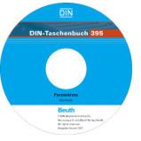 Abbildung der CD DIN Taschenbuch 395 Fernwärme