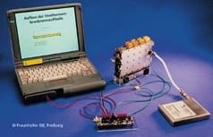 Brennstoffzellen für mobile Anwendungen (hier: Laptop)