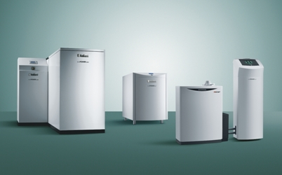 Derzeit sind auf der Liste der förderfähigen Mini-KWK-Anlagen 65 Module gelistet - darunter auch drei ecopower-Module des Herstellers Vaillant (Bild: Vaillant).