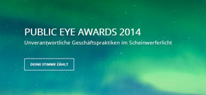 Public Eye Awards