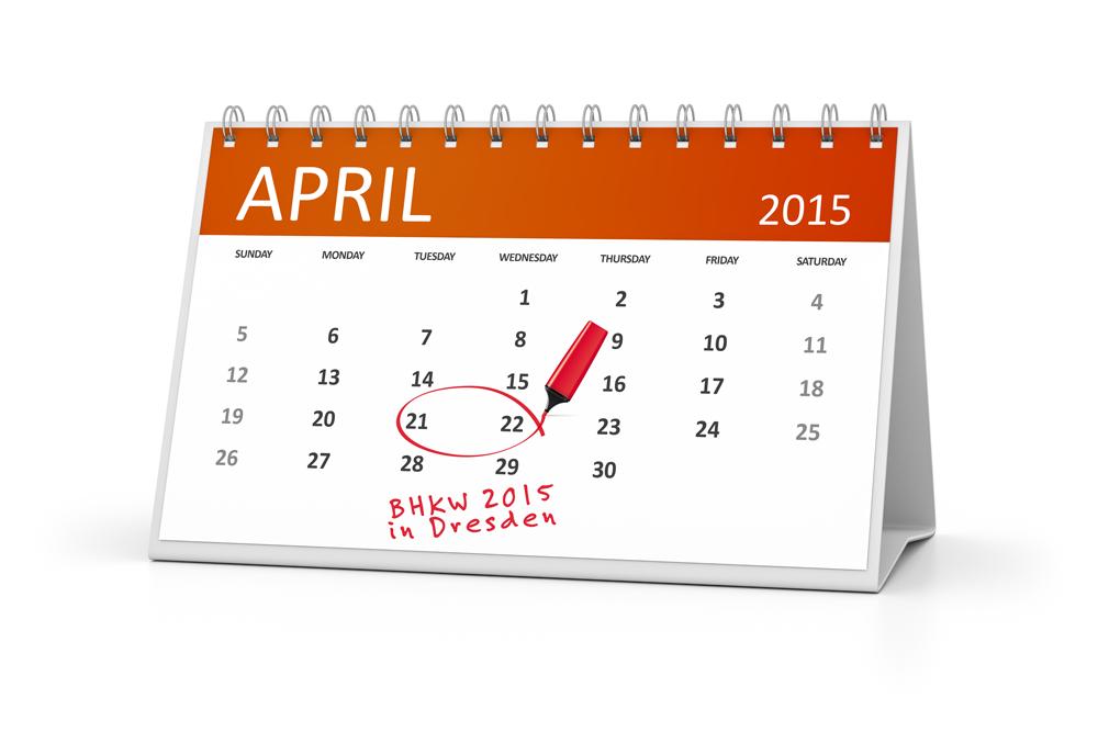 Am 21./22. April 2015 findet in Dresden die BHKW-Jahreskonferenz 2015 statt (Bild: magann-fotolia / BHKW-Infozentrum)