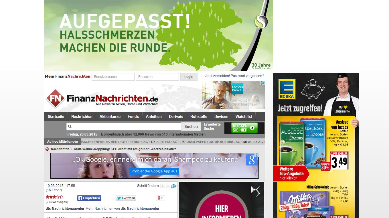 finanznachrichten.de: