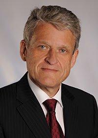 Karl P. Kiessling, neuer Geschäftsführer des Blockheizkraftwerkherstellers SES Energiesysteme GmbH