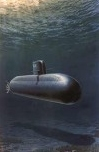Brennstoffzellen in U-Boot