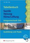 Tabellenbuch Sanitär, Heizung, Lüftung