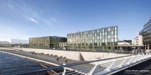 250 kW, Bundesministerium für Bildung und Forschung, Berlin, Deutschland © FuelCell Energy Solutions GmbH
