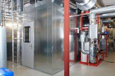 2 MW BHKW-Anlagenbau