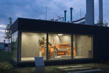 BHKW des Jahres 2010: 400 kW für Berlin-Adlershof mit Biomethan | Foto: Burkhard Peter