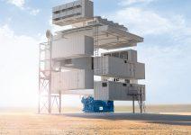 Modular Power Plant