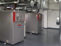 Doppelanlage 2 x GG 140 BHKW des Jahres 2014 bei Rohde AG, Nörten-Hardenberg