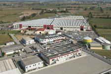 AB Firmenhauptsitz mit Fertigung/Engineering/Service in Norditalien