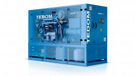 BHKW TEDOM CENTO Elektrische Leistung: Erdgas 50 kW - 500 kW Biogas 106kW - 331 kW