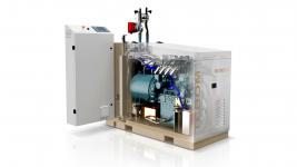 BHKW TEDOM MICRO Elektrische Leistung: Erdgas 7 kW - 48 kW Biogas 25 kW - 30 kW