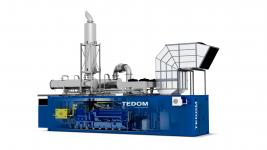 BHKW TEDOM QUANTO Elektrische Leistung: Erdgas 515 kW - 10426 kW Biogas 600 kW - 2000 kW