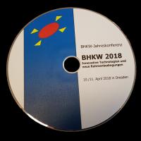 Vorträge der BHKW 2018 auf CD-Rom
