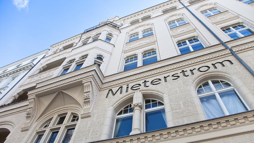 Mieterstrom – Regeln bei der Stromversorgung von Mietern