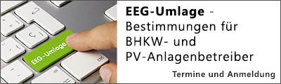 EEG-Umlage und Einspeisemanagement