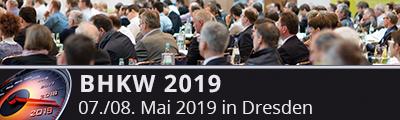 BHKW-Jahreskonferenz 2019