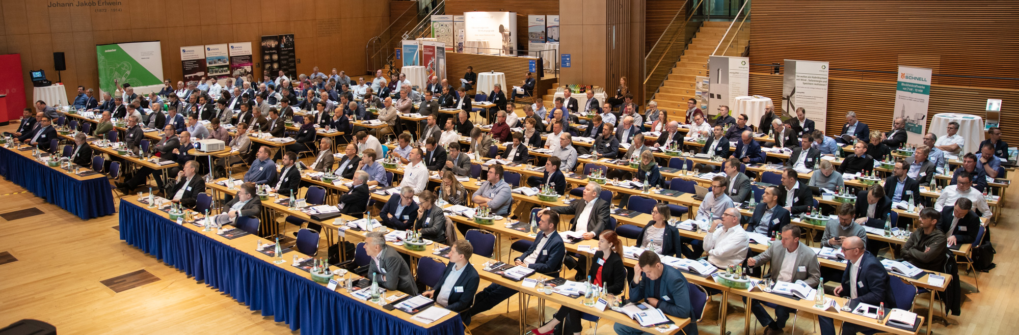 KWK-Branchentreffen als ideale Möglichkeit einer Unternehmenspräsentation