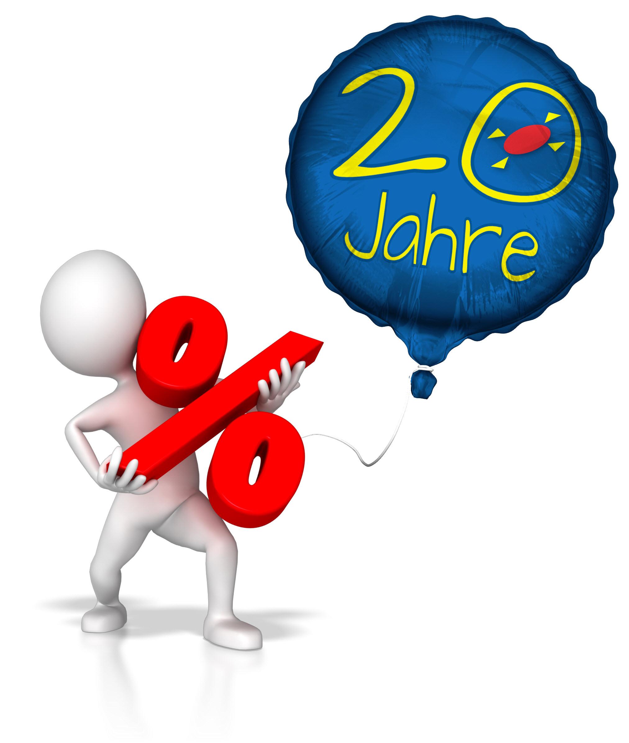 Zwanzig Jahre BHKW-Infozentrum – 20% Rabatt