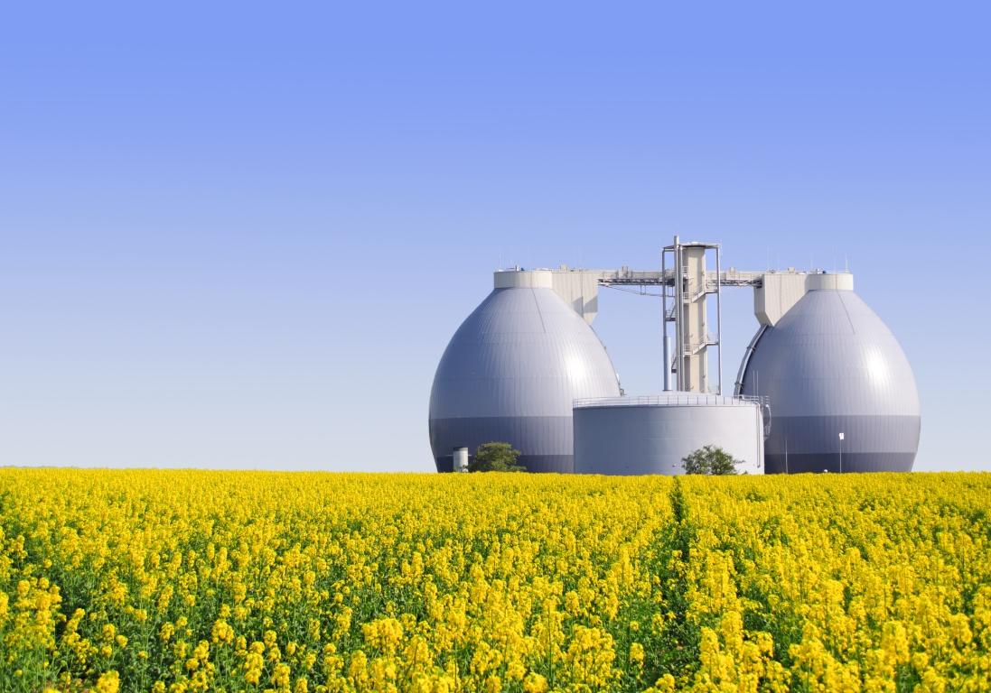 Rückbau beim Biogas beginnt