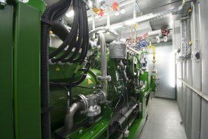 Wasserstoff-BHKW von 2G in Haßfurt