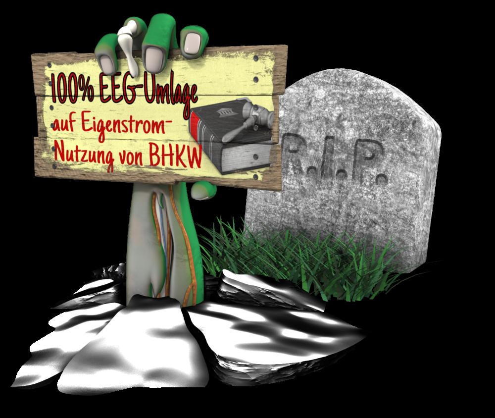 EEG-Umlagepflicht für KWK-Anlagen gilt rückwirkend